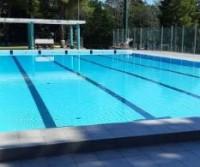 Parcheggio piscina Centro Sportivo