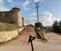 Area de Autocaravanas Castillo de Garcimunoz