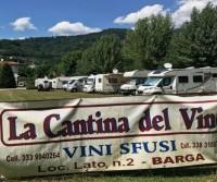 Area Sosta La Cantina del Vino