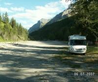 Parcheggio Val Troncea
