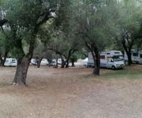Area sosta camper Palinuro