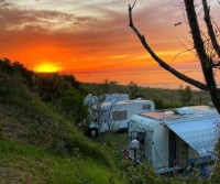 Area camper e auto Le Marinelle Beach&Parking