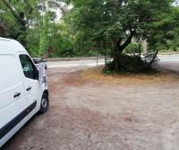 Parking autocaravane