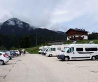 Parcheggio auto e camper