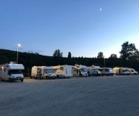 Camper Parking Le Fornaci