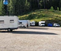 Parcheggio cabinovia