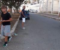 Punto sosta Reggio Calabria