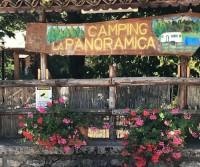 Presso camping
