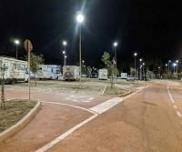 Parcheggio Via Carlo Levi