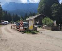 Parcheggio Centro Visitatori