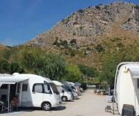 Area camper Internazionale
