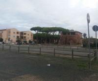Parcheggio pubblico via grossetana