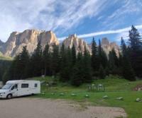 Parcheggio Rifugio dei Monti Pallidi