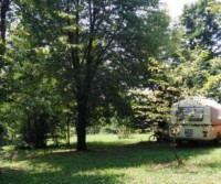 Campsite Bogata Suma (Rich Forest)