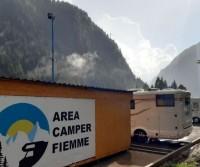 Area camper Fiemme