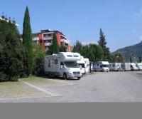 Area camper Brione