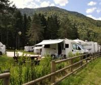Sosta Camper La Pineta