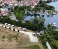 Area Al porto di Marta