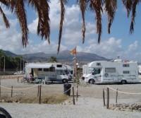 Area camper Rosamarina