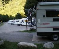 Area camper Terme Valdieri