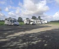 Aire de camping car de Cherrueix