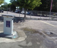 Area di sosta a Lignano Sabbiadoro