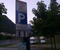 Parcheggio diurno Pozze smeraldine