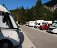 Area camper Planica