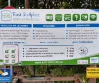 Rast-Stellplatz