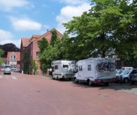 Wohnmobilplatz-hafen