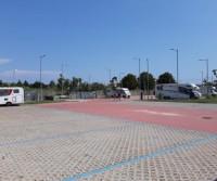 Parcheggio camper Le Galaie