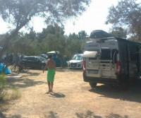 Area camper FreeSpirits