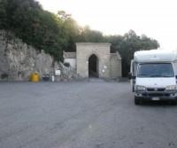 Parcheggio Monastero San Benedetto (Sacro Speco)