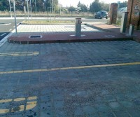 Parcheggio stazione FFSS