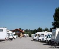 Reisemobilplatz Detern