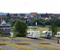 Reisemobil Hafen Twistesee