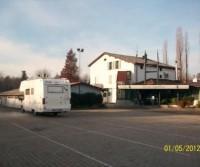 Area di sosta a Modena
