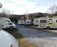 Parcheggio camper Roma