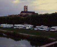 Area di sosta a Auxerre