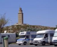 Parcheggio Torre de Hércules