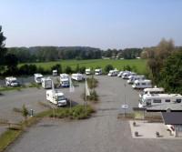 Wohnmobilstellplatz am Schiffertor