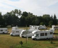 Wohnmobilpark Neuklostersee