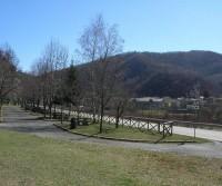 Area di sosta a Venasca