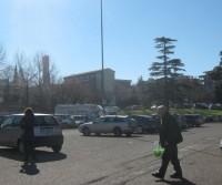 Area di sosta a Viterbo