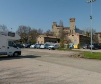 Parcheggio Rocca di Vignola