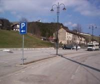Area di sosta a Gallio