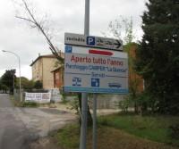 Area di sosta a Manciano
