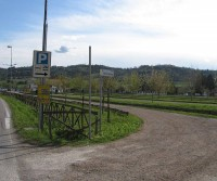 Parcheggio comunale Bevagna
