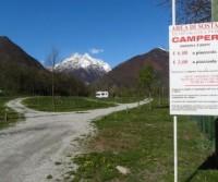 Area camper Real Park