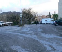 Area di sosta a Caldarola